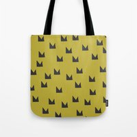 Playground Crown 03 Tote Bag