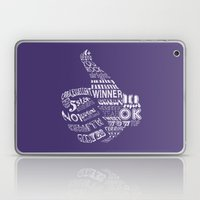Thumbs Up! Laptop & iPad Skin