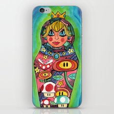 Russian Peach iPhone & iPod Skin