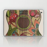 The Guitar  Laptop & iPad Skin