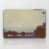 Adventure Is Calling iPad Case