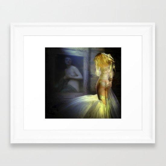After Midnight Framed Art Print