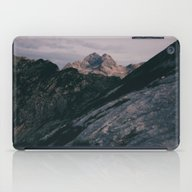 Triglav At Sunrise iPad Case