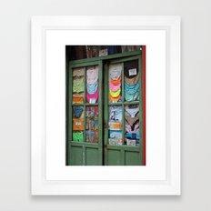 Knicker art Framed Art Print