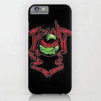 iPhone & iPod Case featuring TMNT by Daniel Delgado