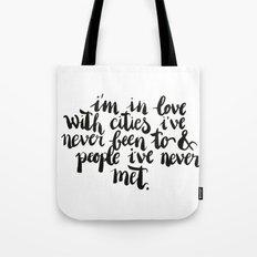 Inspiring Quote // Brush… Tote Bag
