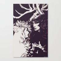 Old Forest Gods - NBC Ha… Canvas Print