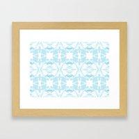 Dancing Water Framed Art Print