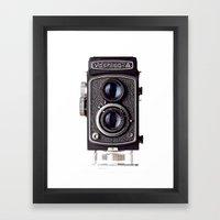 Yashica Framed Art Print