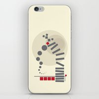 Sets The Soul iPhone & iPod Skin