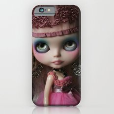 Pink Custom Blythe Darling Diva Art Doll iPhone 6 Slim Case