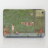 Street (Rue) iPad Case