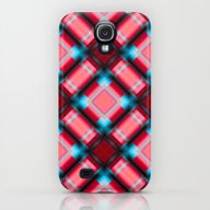 Square Pattern Serie 1 R… Galaxy S4 Slim Case
