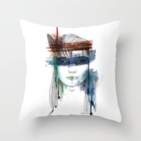 Dream Maker Throw Pillow