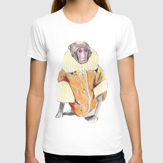 The Stylish Monkey T-shirt