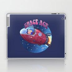 Space ace Laptop & iPad Skin