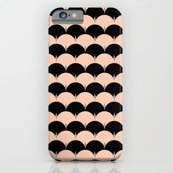 undulation iPhone & iPod Case