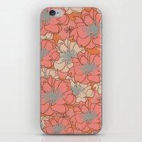 Loud Floral iPhone & iPod Skin