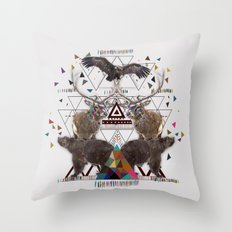 GUIDED BY VOICES Throw Pillow