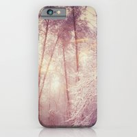 iPhone & iPod Case featuring My magic forest by Julia Kovtunyak