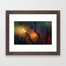 Nothing special Framed Art Print