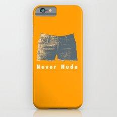 Never iPhone 6 Slim Case