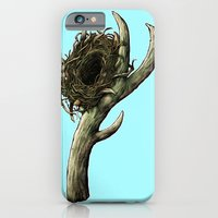 iPhone & iPod Case featuring The Horn by GENO75