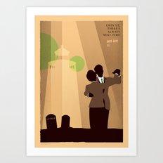 Lutece Art Print