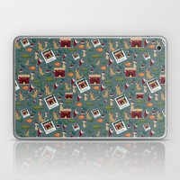 Pet Family Portrait Laptop & iPad Skin