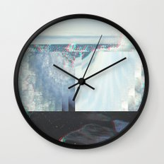 Fractions 04 Wall Clock