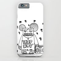 hip hop is all the rage iPhone 6 Slim Case