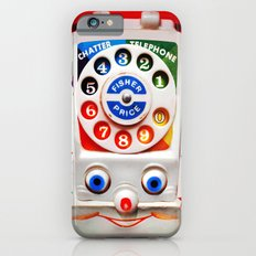 Retro Vintage Smiley Kid… iPhone 6 Slim Case