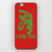 Link Boss iPhone & iPod Skin