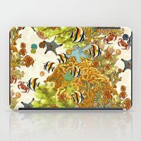 The Great Barrier Reef iPad Case