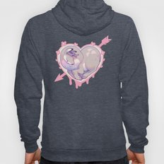 DEER HEART Hoody