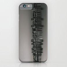 Porto in Black and White iPhone 6s Slim Case