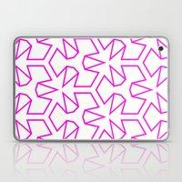 Van Zwaben Pink Neon Pat… Laptop & iPad Skin