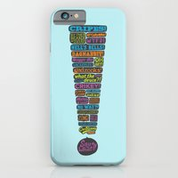 iPhone & iPod Case featuring Exclamation! by TheDesignGarden