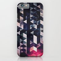 iPhone & iPod Case featuring vyktyry yvvr dyyth by Spires
