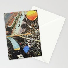 from nowhere to nowhere 2 Stationery Cards