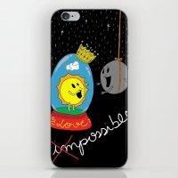 Possible Love iPhone & iPod Skin