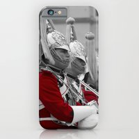 Household Cavalry Changing Of The Guard iPhone 6 Slim Case
