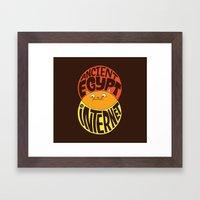 Ancient Egypt, The Internet, Cats Framed Art Print