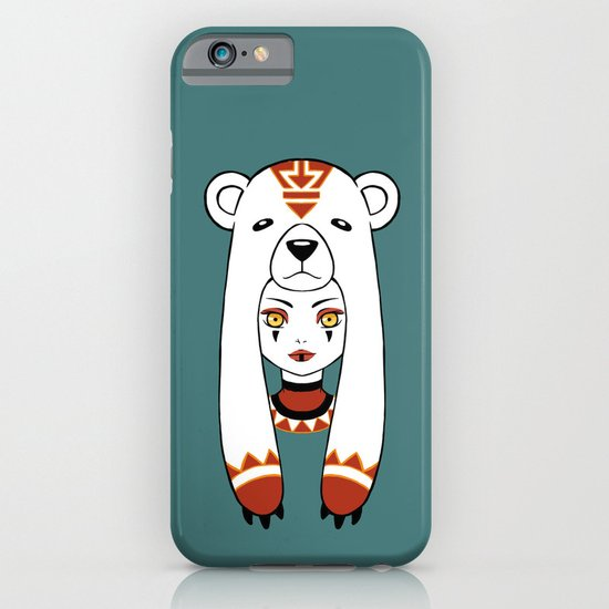 Polar Tribe iPhone & iPod Case