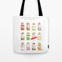 Emotionally Available Tote Bag