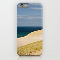 iPhone & iPod Case featuring Sand Dune Hillside by Kimberly Blok