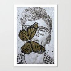 Dave Franco Canvas Print