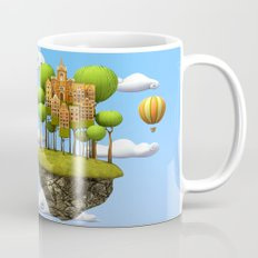 New City in the Sky Mug