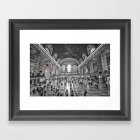 A Moment Of Reflection Framed Art Print