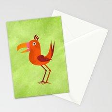 The Tiki Bird Stationery Cards